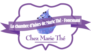 Chambre de Marie-Thé Fouesnant