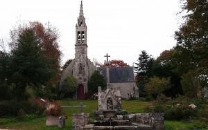 chapelle du Drennec à clohars fouesnanat